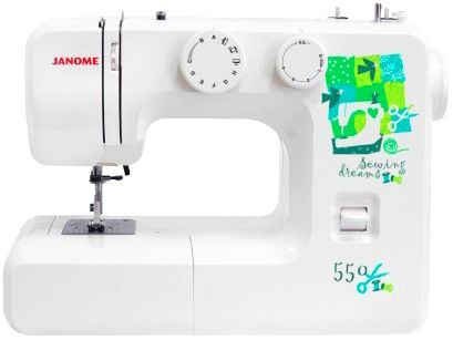 Janome Sewing Dream 550